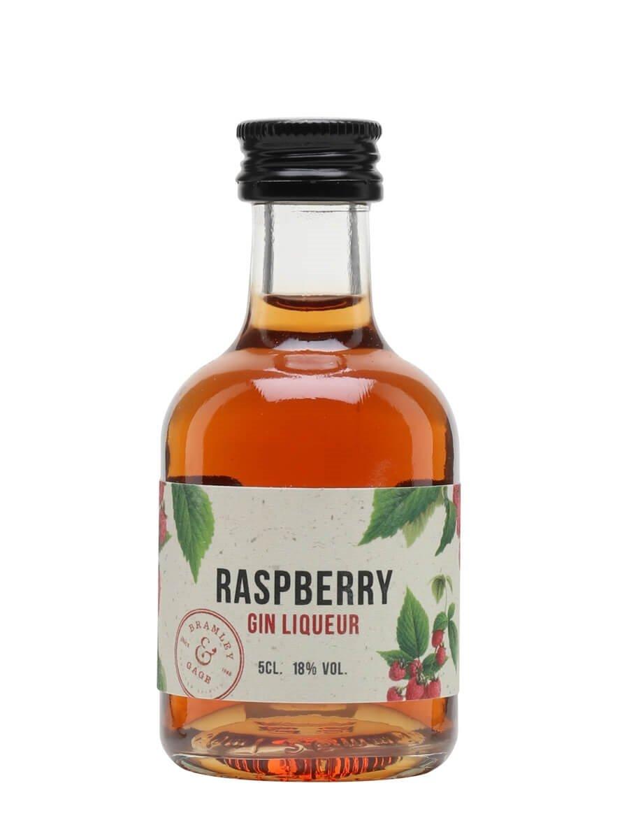 Bramley & Gage Raspberry Liqueur / Miniature
