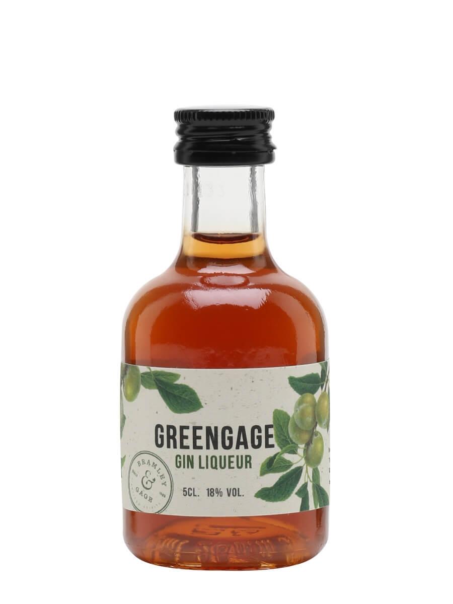 Bramley & Gage Greengage Liqueur / Miniature