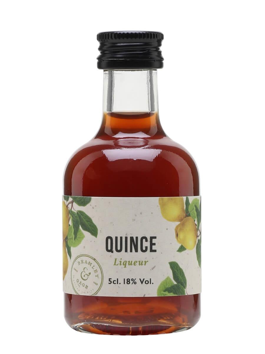 Bramley & Gage Quince Liqueur / Miniature