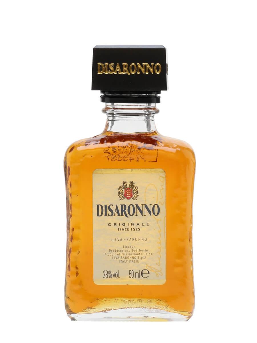 Disaronno Originale Amaretto Liqueur Miniature