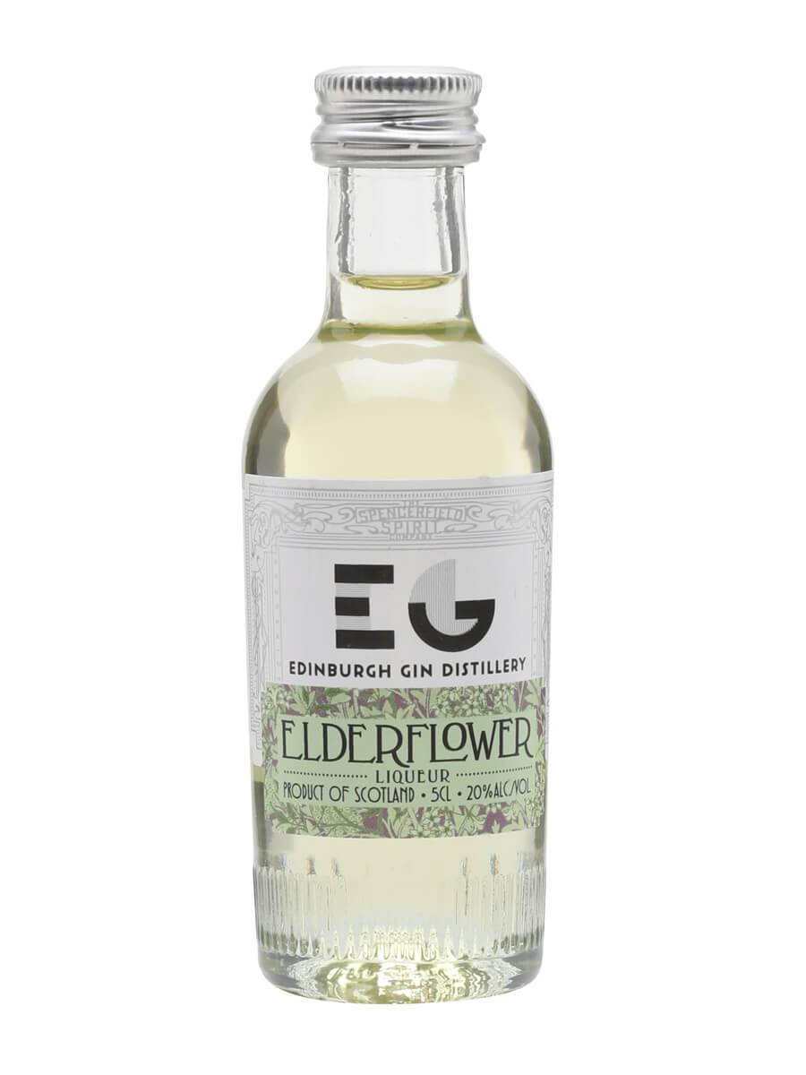 Edinburgh Gin Elderflower Liqueur / Miniature
