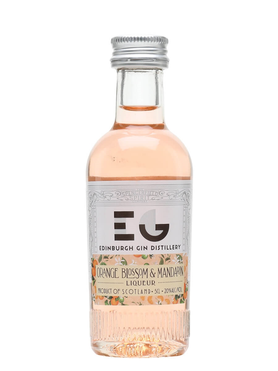 Edinburgh Orange Blossom & Mandarine Liqueur / Miniature