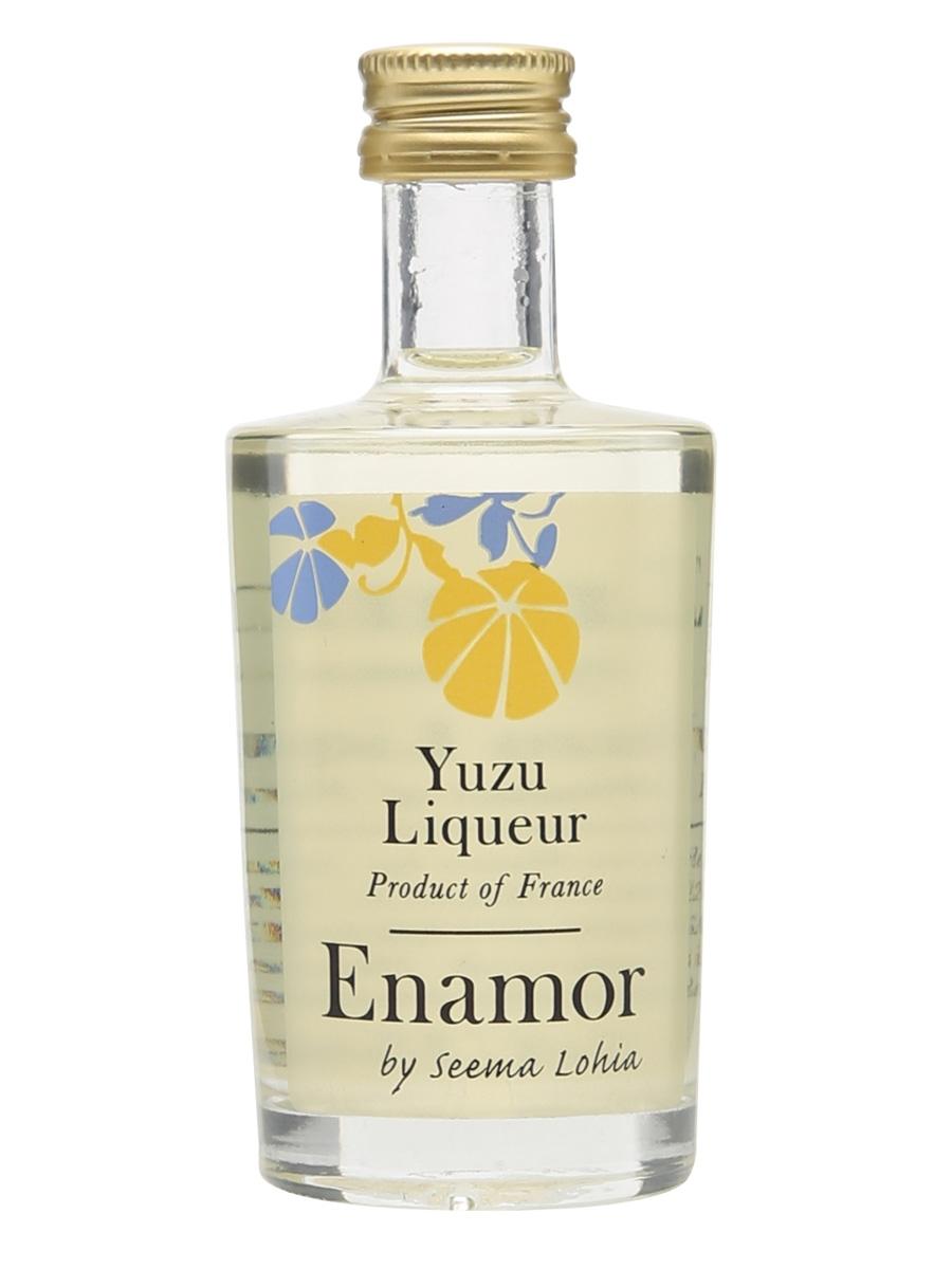 Enamor Yuzu Liqueur Miniature