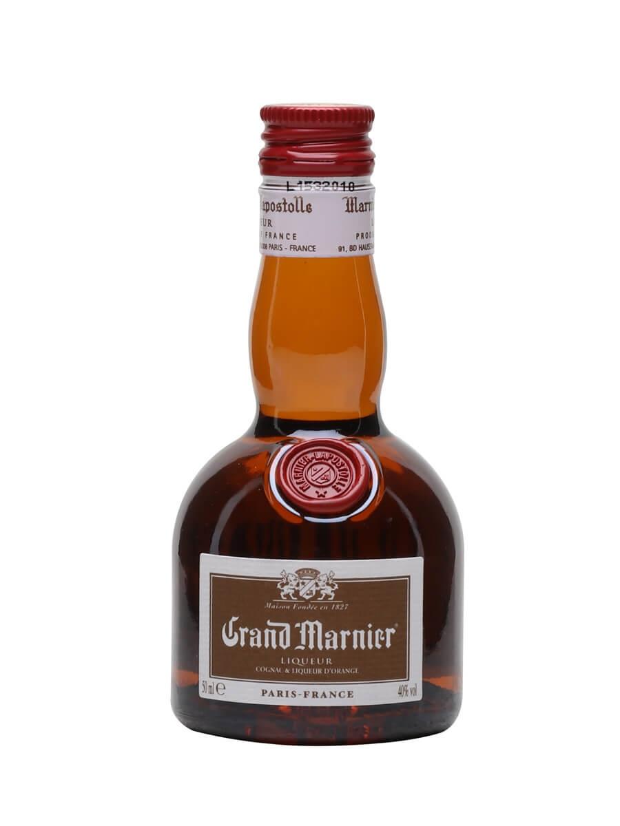 Grand Marnier Liqueur Miniature