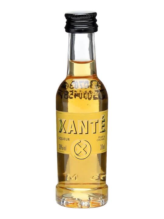 Xante Pear & Cognac Liqueur Miniature