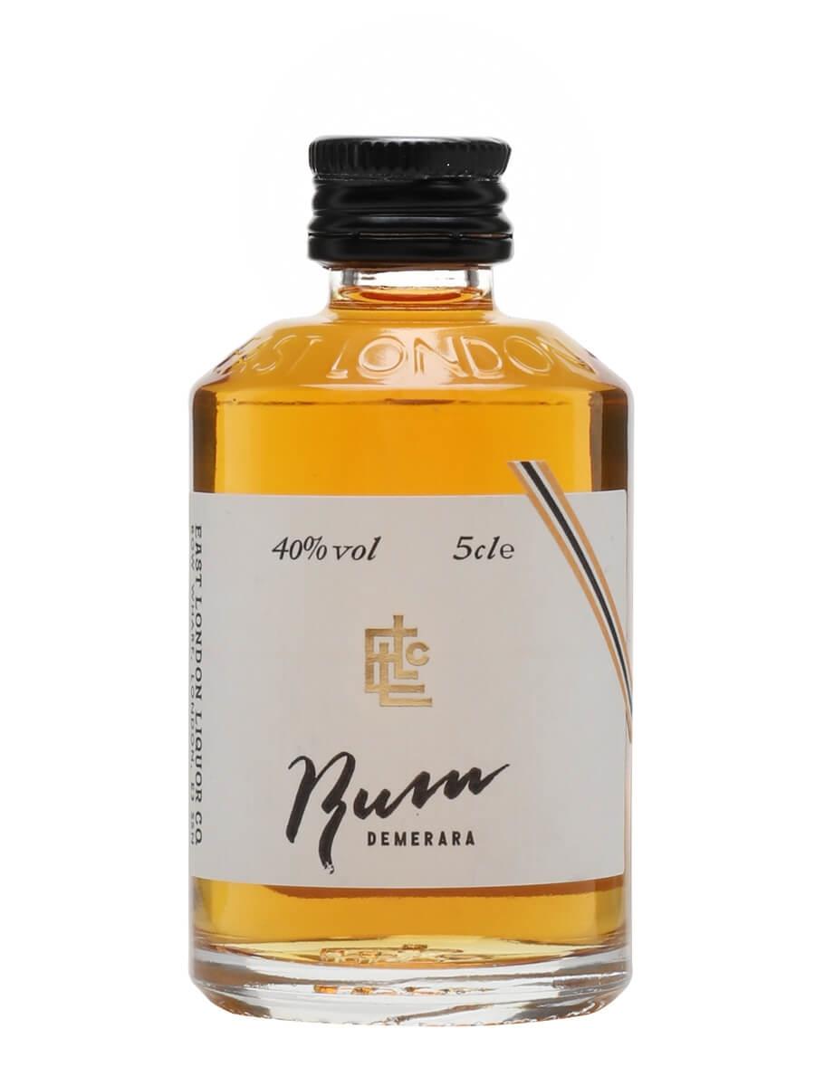 East London Liquor Demerara Rum Miniature