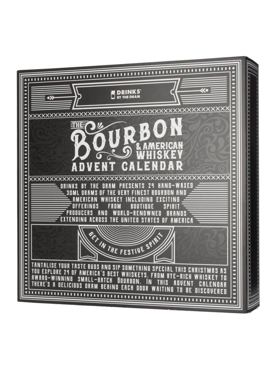 Bourbon Advent Calendar / 24x3cl