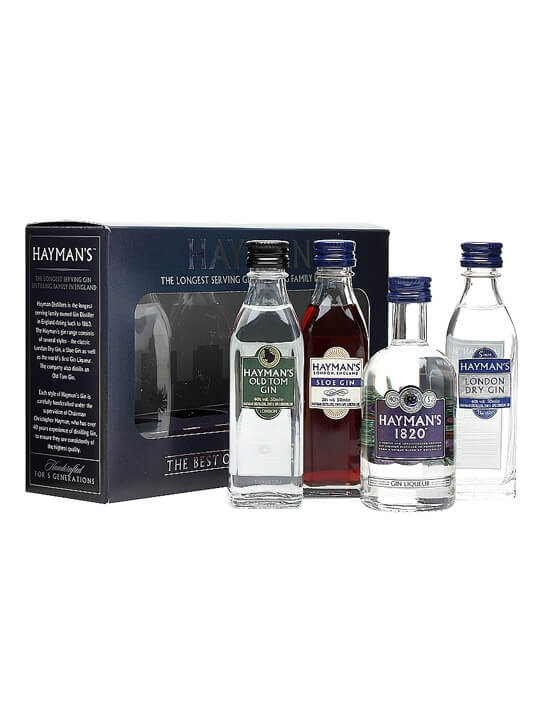 Haymanu0026#39;s Gin Gift Pack  The Whisky Exchange