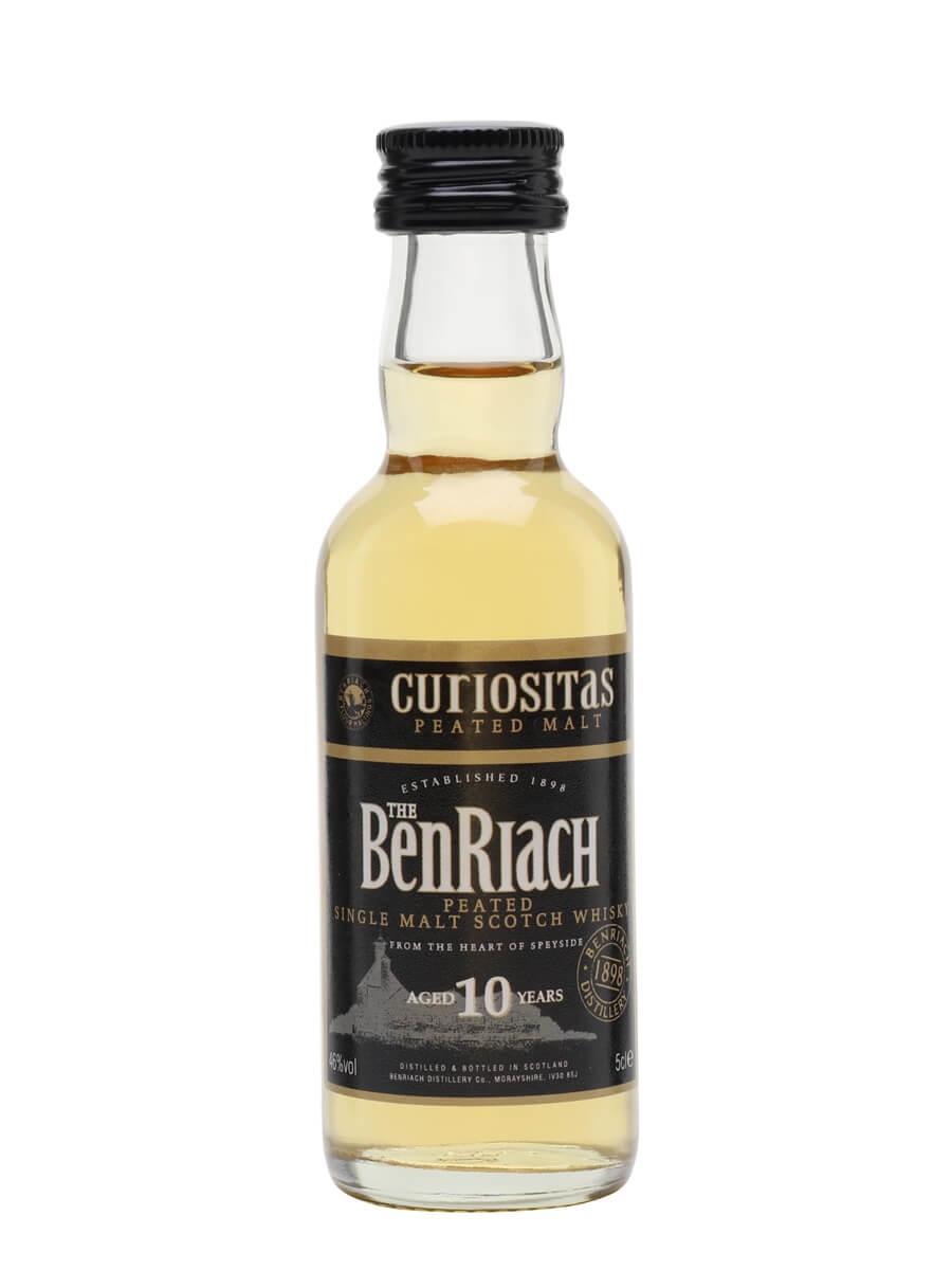 Benriach 10 Year Old Curiositas / Miniature