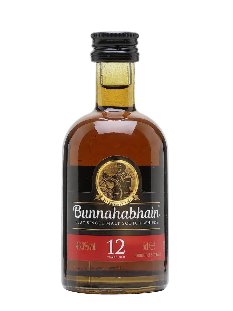 Bunnahabhain 12 Year Old Miniature