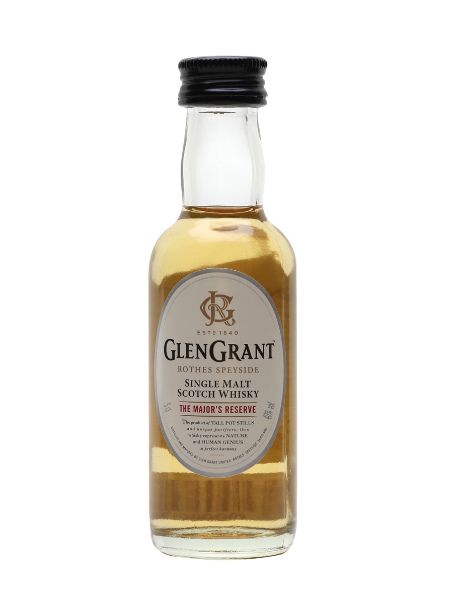 Glen Grant The Major S Reserve Miniature