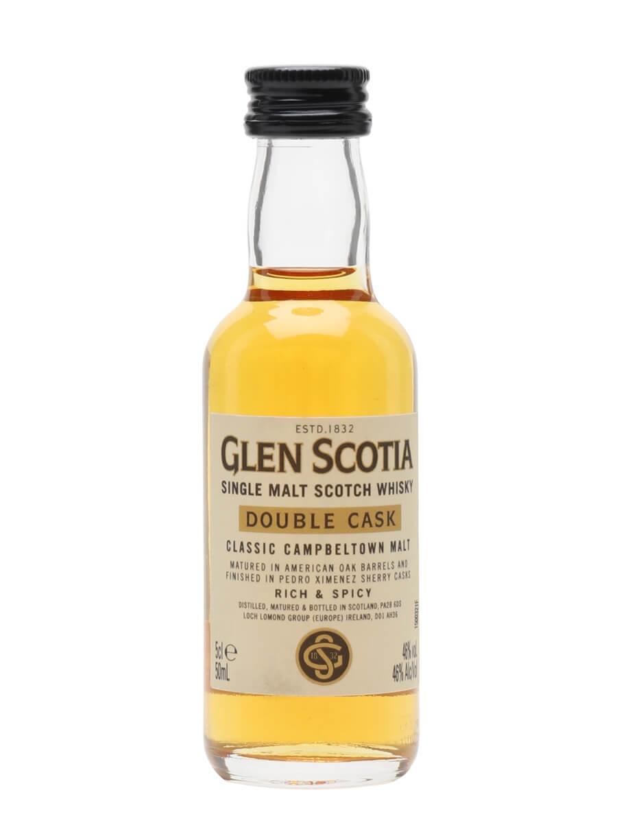 Glen Scotia Double Cask Miniature
