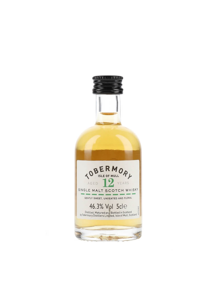 Tobermory 12 Year Old / Miniature
