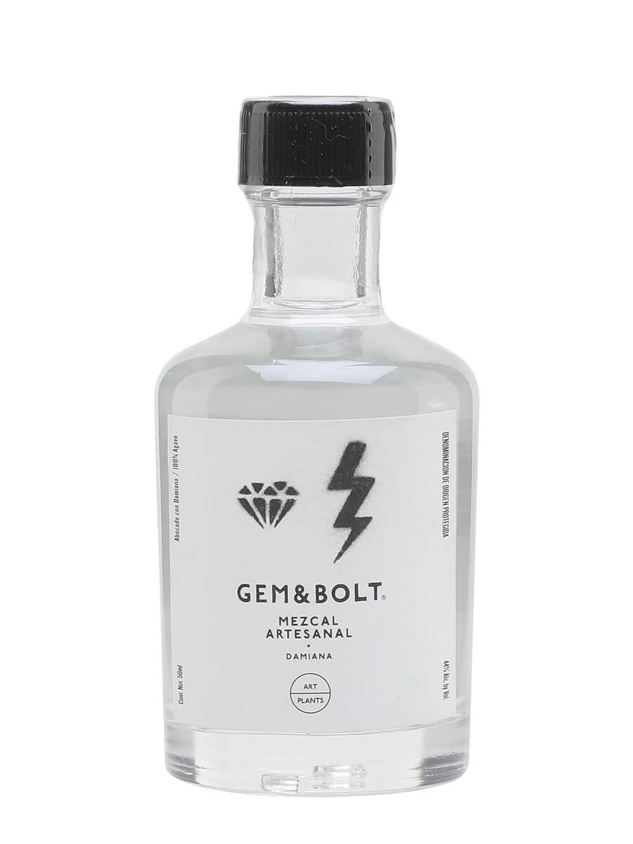 Gem & Bolt Mezcal Miniature