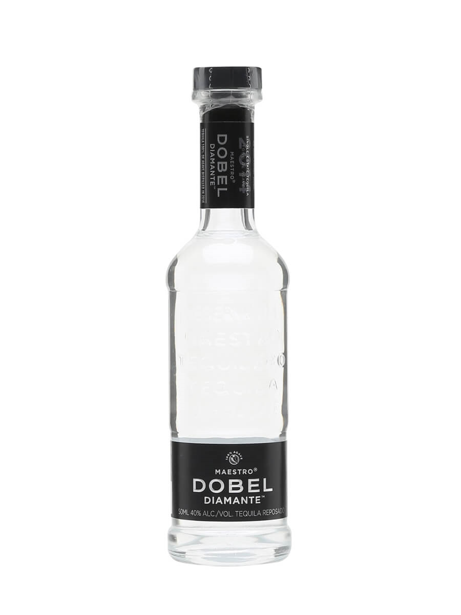 Maestro Dobel Diamante Reposado Tequila Miniature