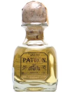 Patron Anejo Tequila Miniature