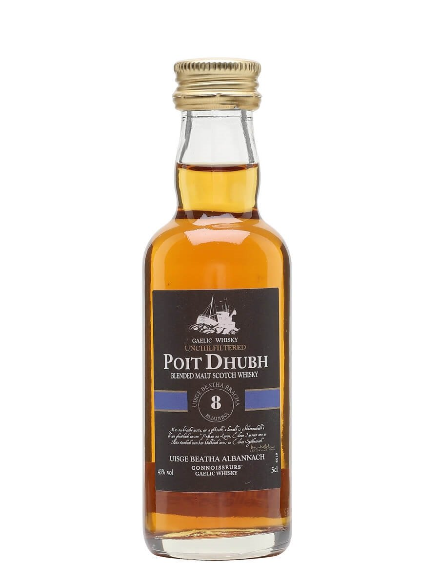Poit Dhubh 8 Year Old Miniature