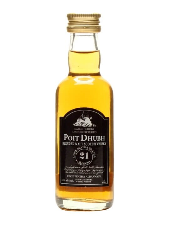 Poit Dhubh 21 Year Old Miniature