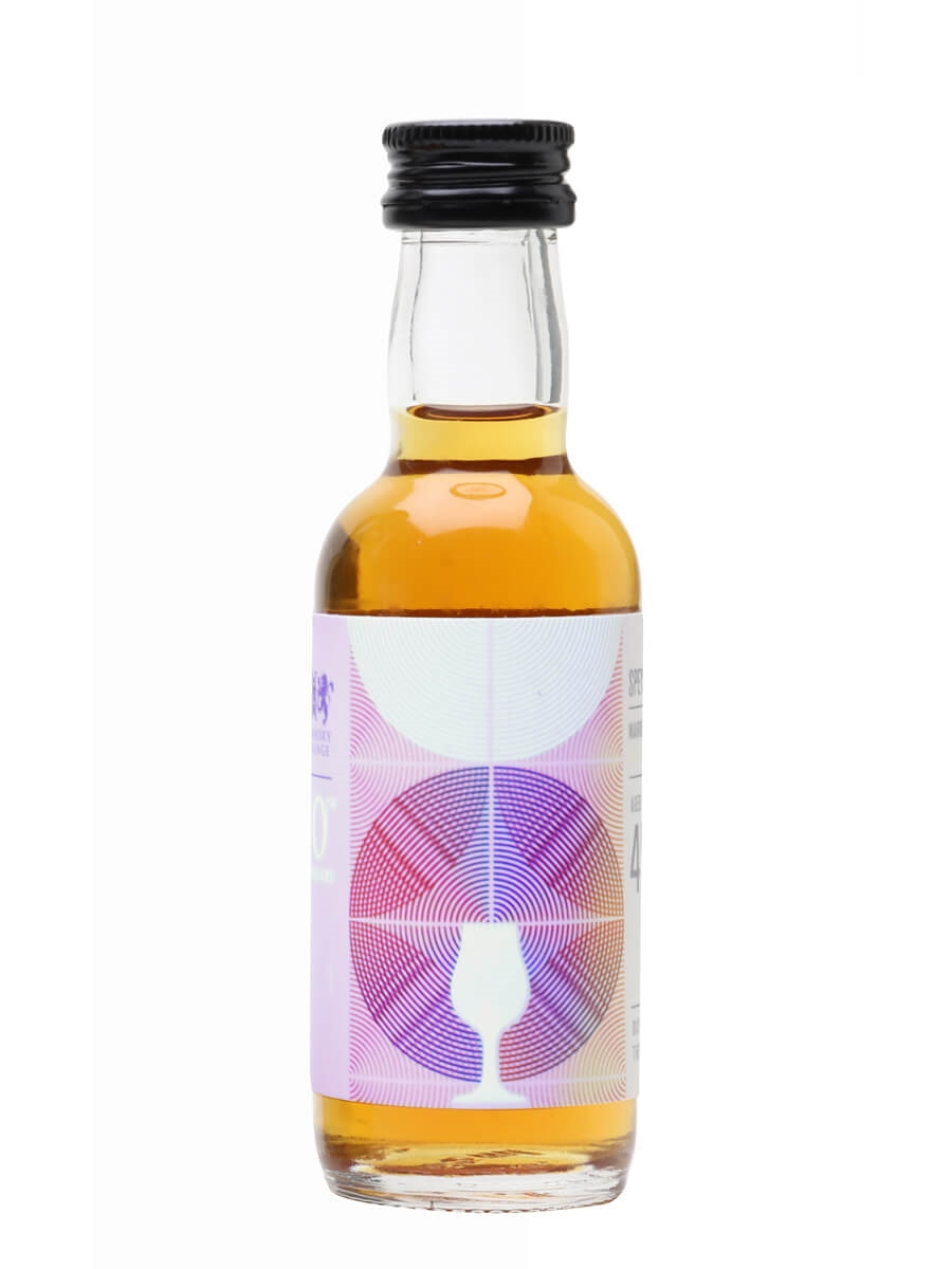 Speyside Blended Malt 1973 Miniature / 45 Year Old / Whisky Show Magic