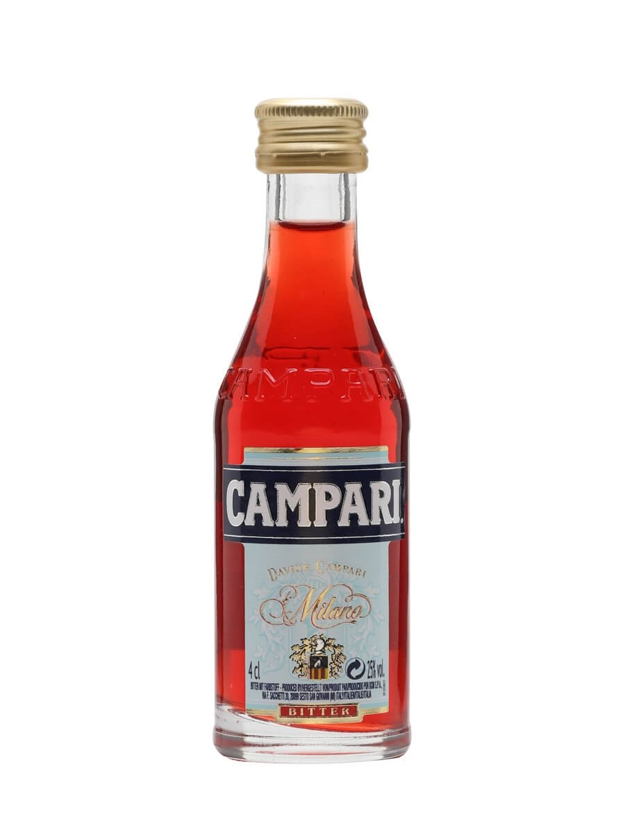 Campari Miniature : The Whisky Exchange