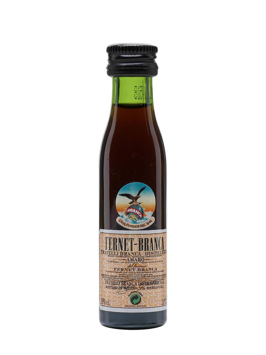 Fernet Branca / Tiny Bottle