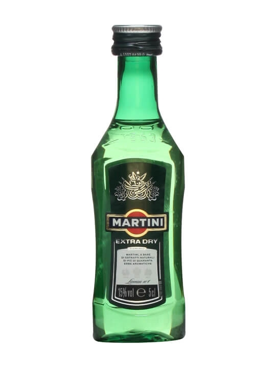 Martini Extra Dry Miniature The Whisky Exchange