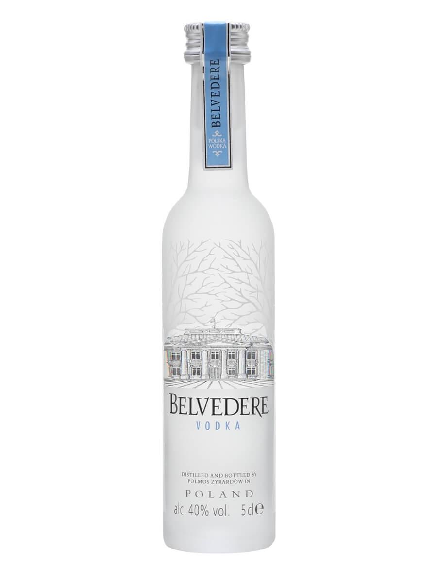 Belvedere Vodka Miniature