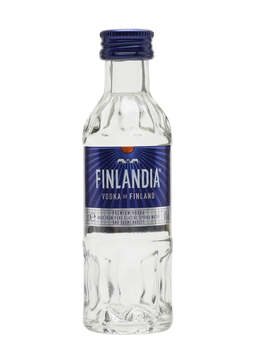 Finlandia Vodka Miniature