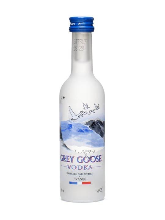 Grey Goose Vodka Miniature