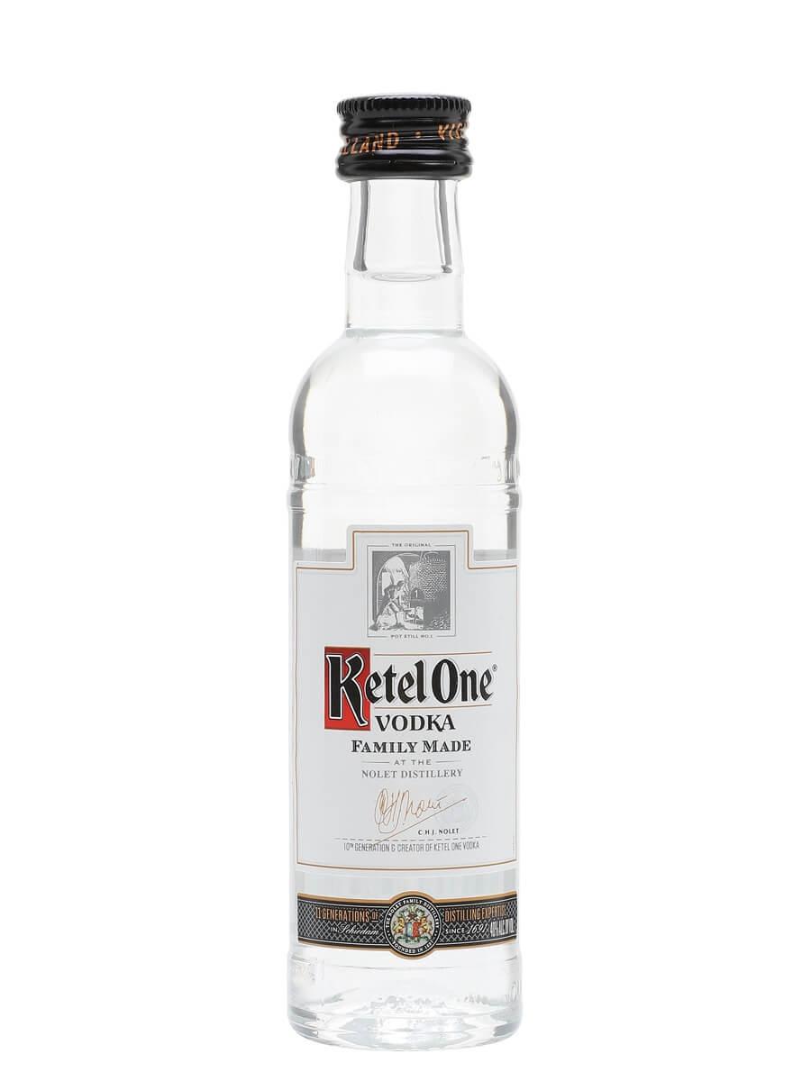 ketel one vodka miniature the whisky exchange. Black Bedroom Furniture Sets. Home Design Ideas