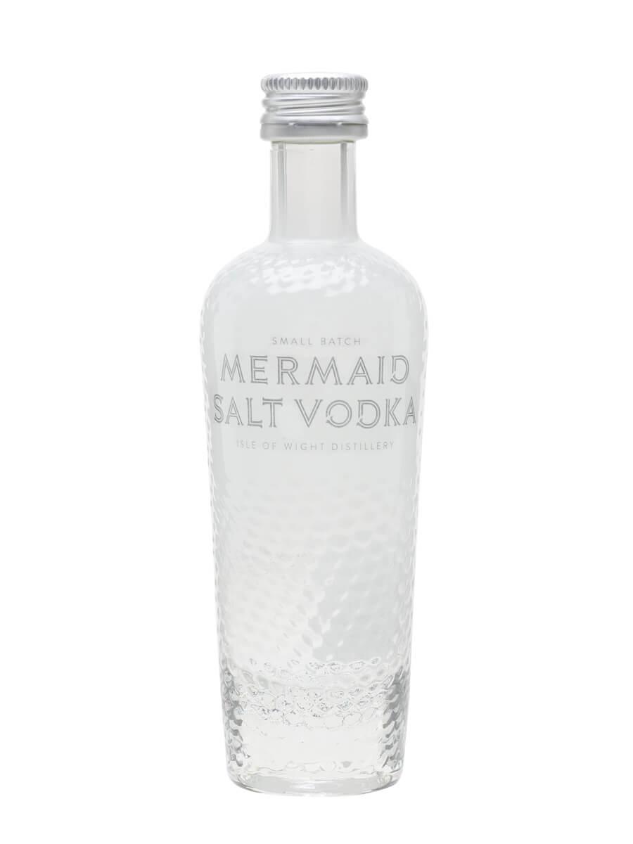 Mermaid Salt Vodka Miniature