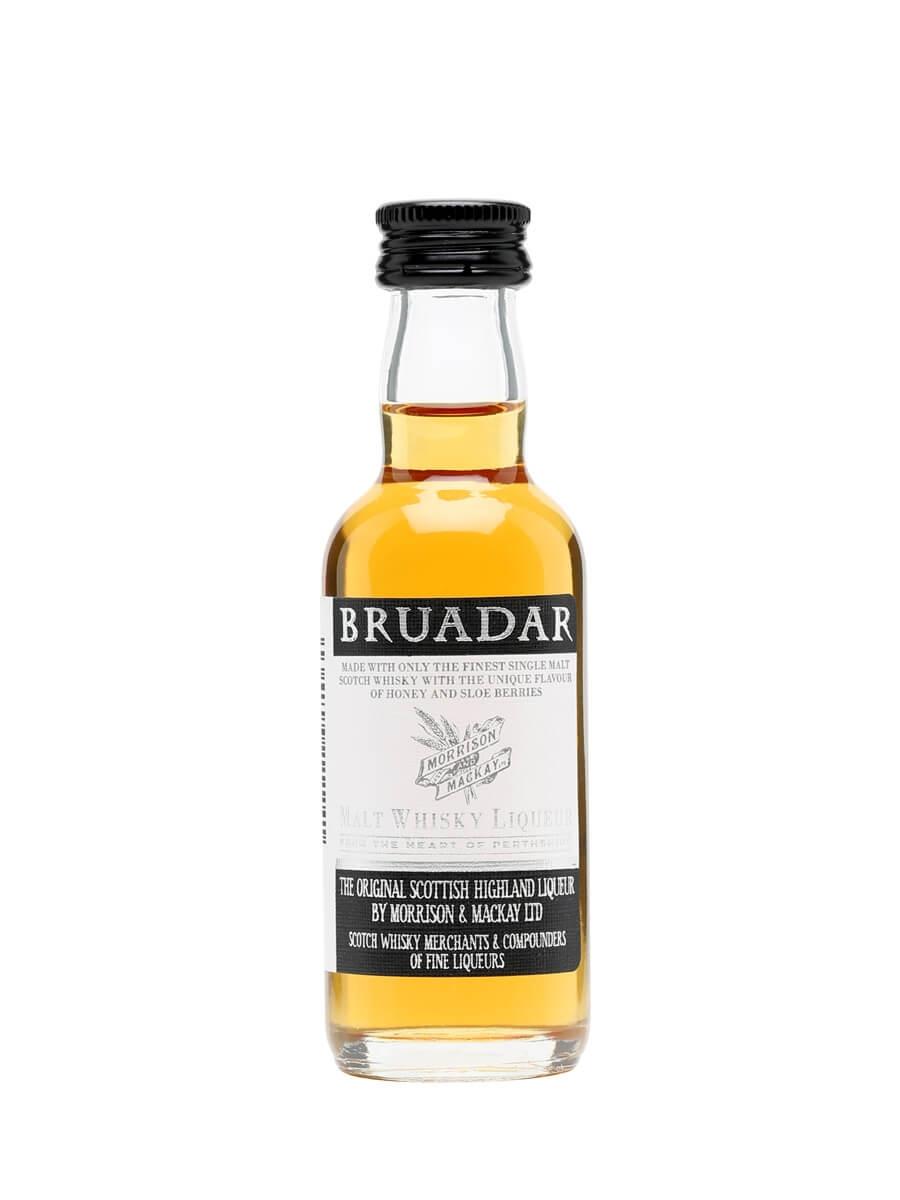 Bruadar Liqueur Miniature The Whisky Exchange