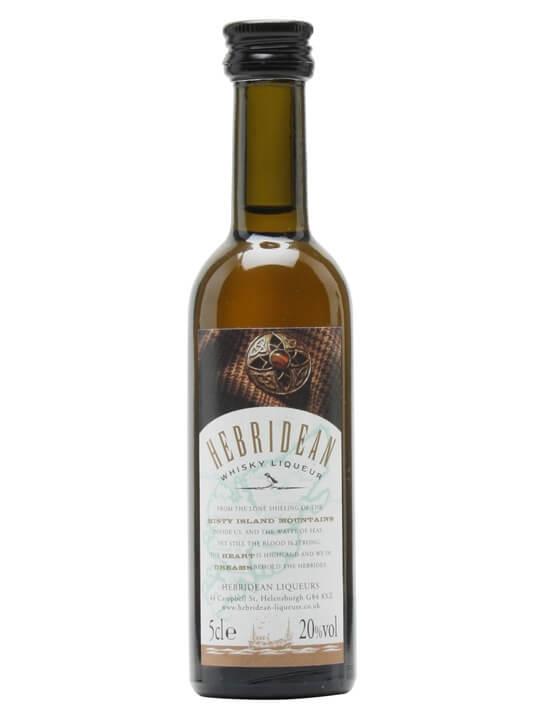 Hebridean Whisky Liqueur Miniature
