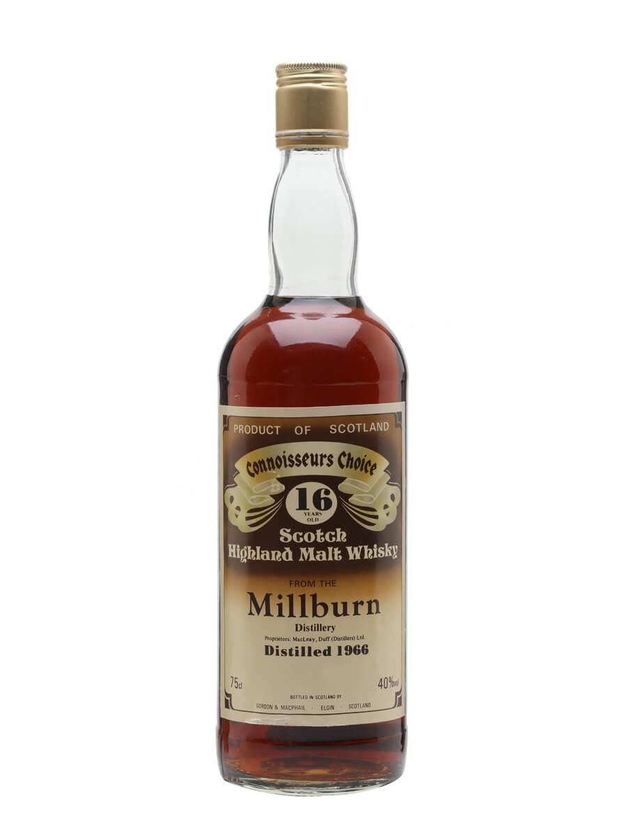 Millburn 1966 / 16 Year Old / Connoisseurs Choice