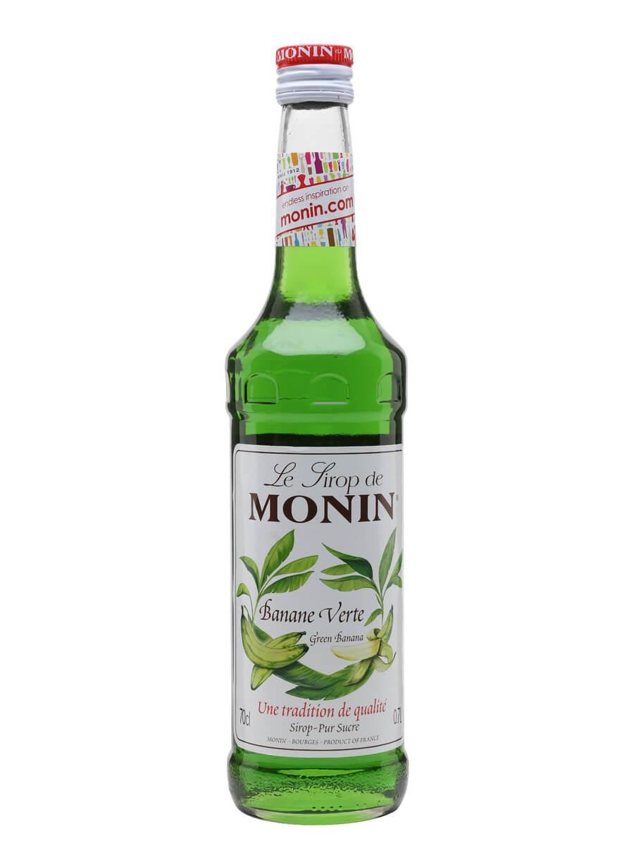 Monin Green Banana Syrup