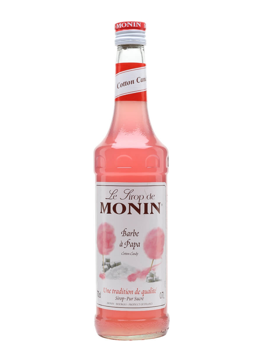 Monin Barbe a Papa Syrup / Cotton Candy