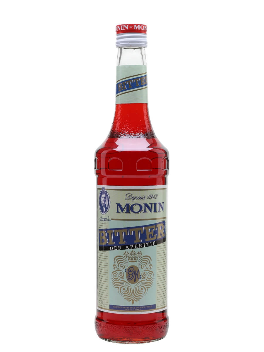 Monin Bitter Concentrate The Whisky Exchange