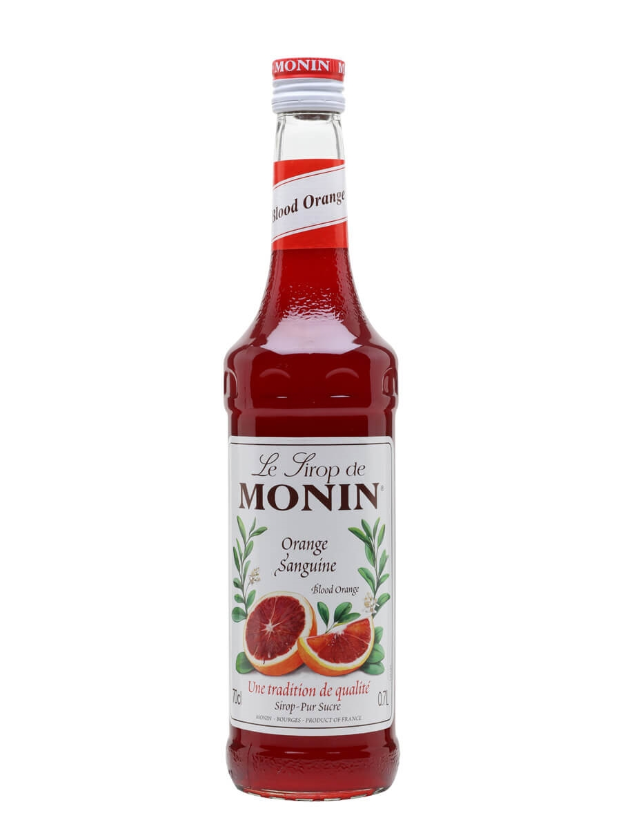 Monin Blood Orange Syrup