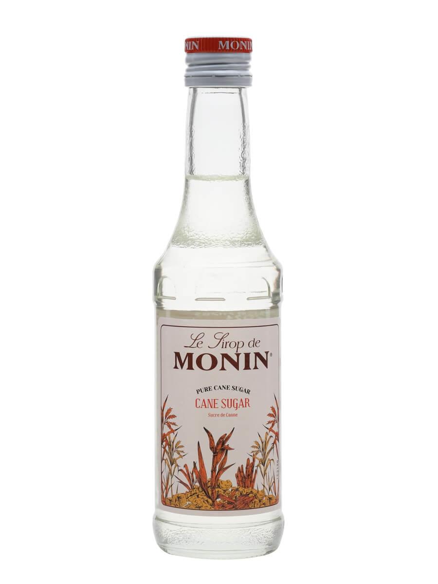 Monin Pure Cane Sugar / Small Bottle