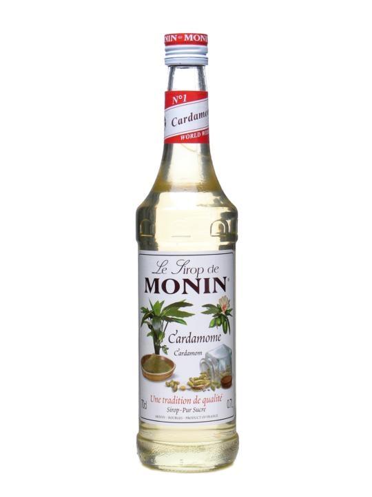 Monin Cardamom