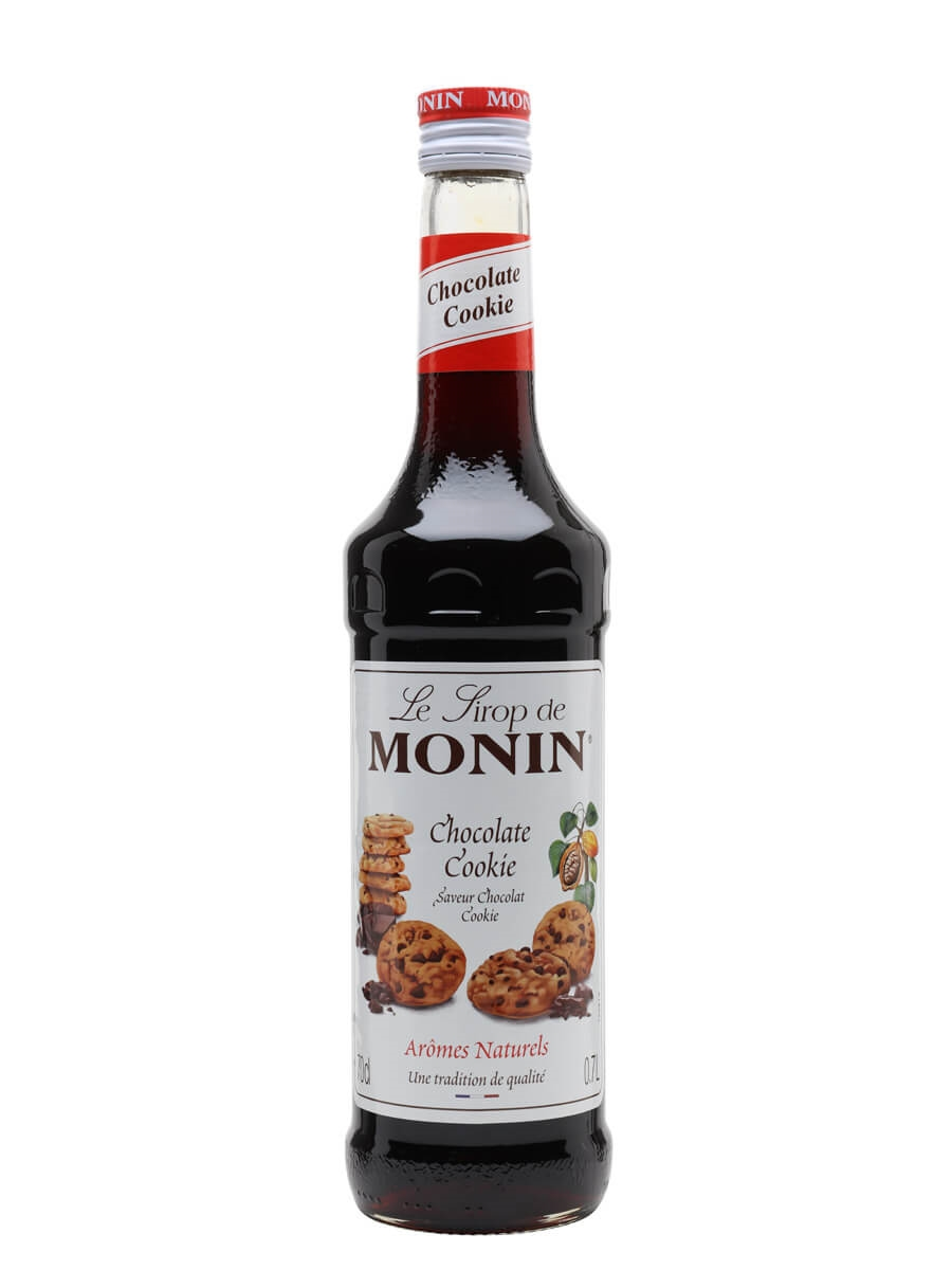 Monin Chocolate Cookie Syrup