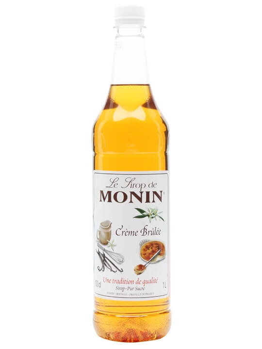 Monin Creme Brulee / Litre