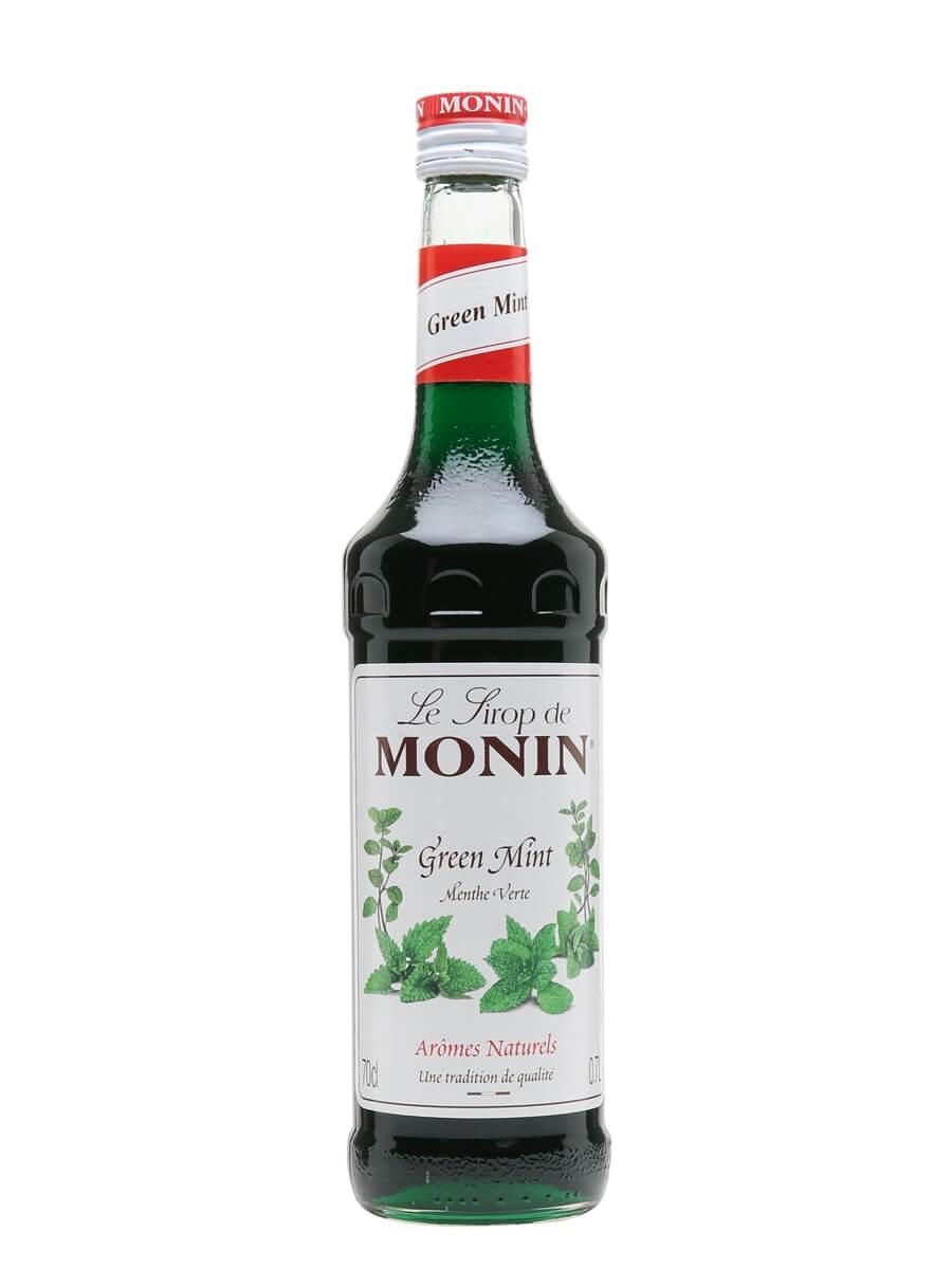 Monin Green Mint Syrup