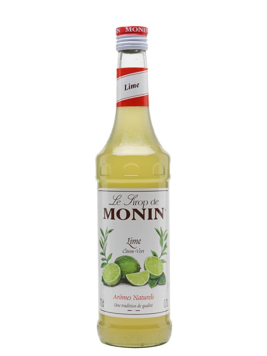 Monin Lime Syrup