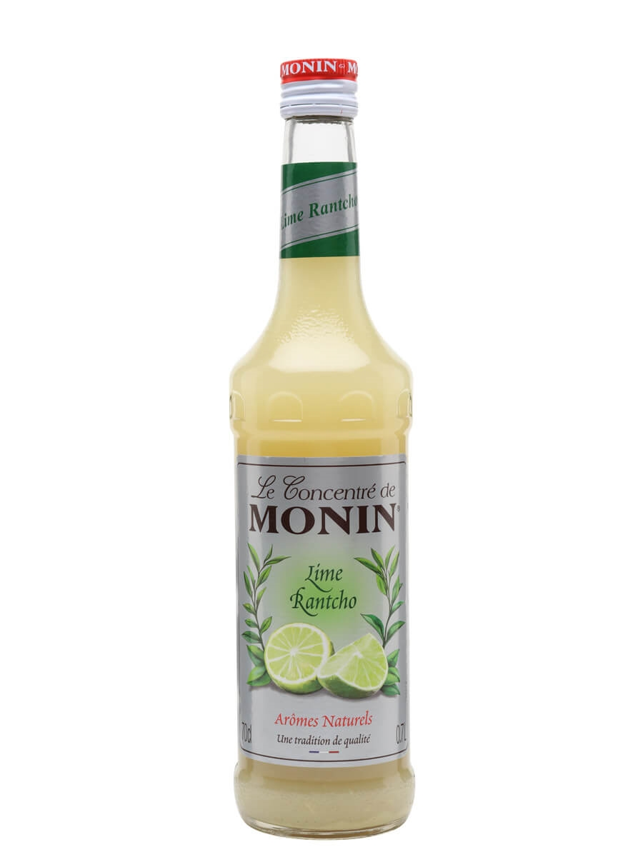 Monin Lime Rantcho Concentrate