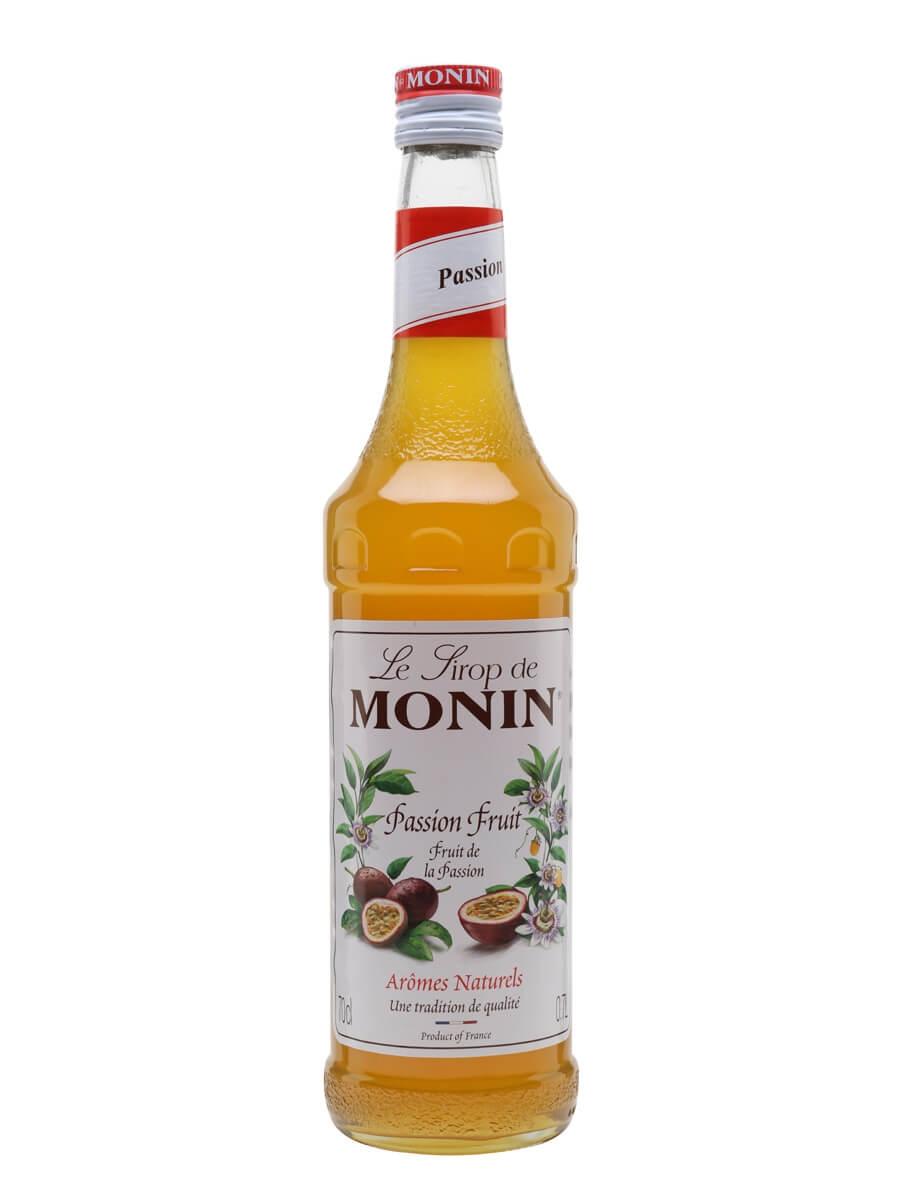 Monin Passionfruit Syrup