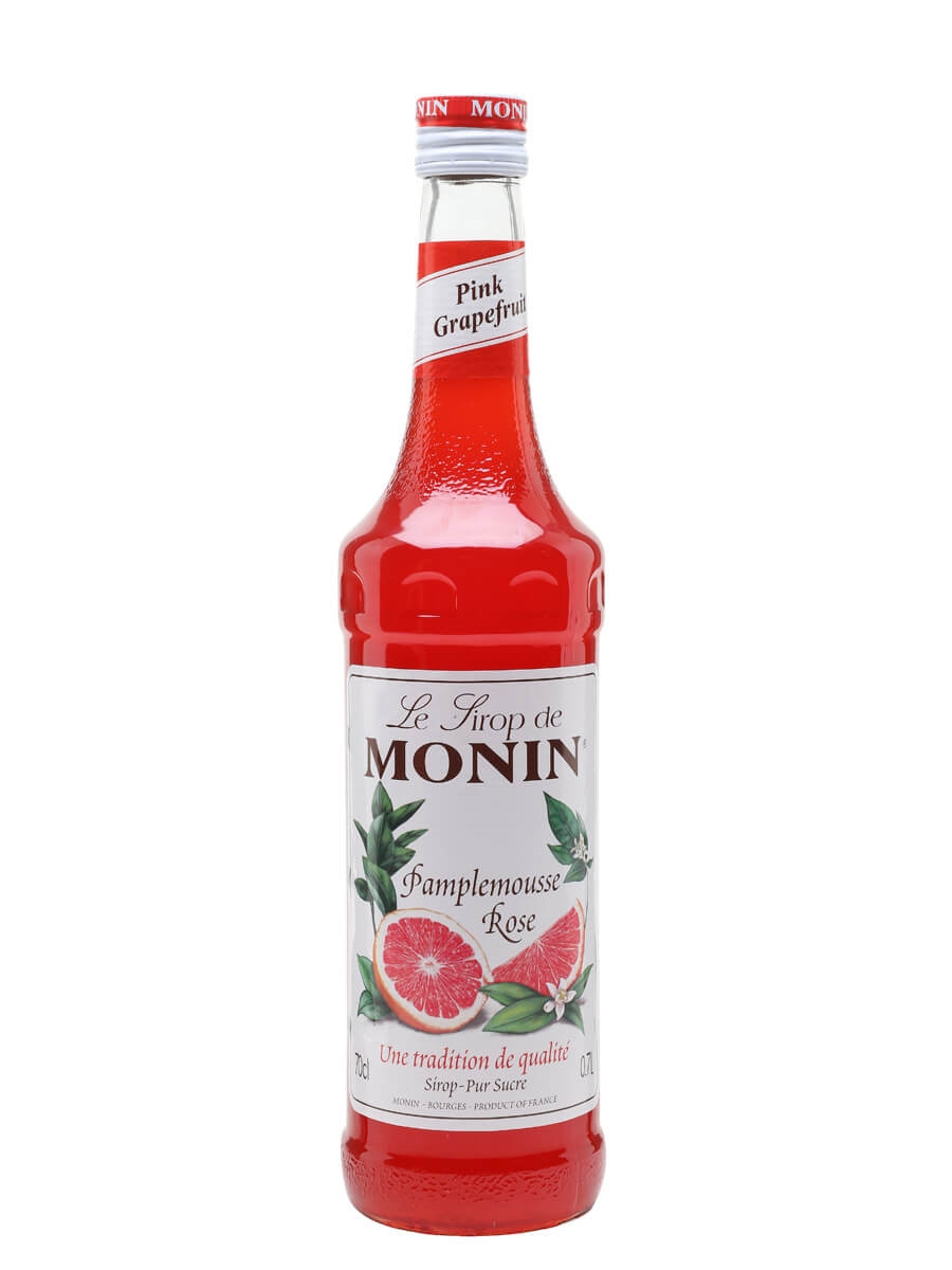 Monin Pink Grapefruit Syrup