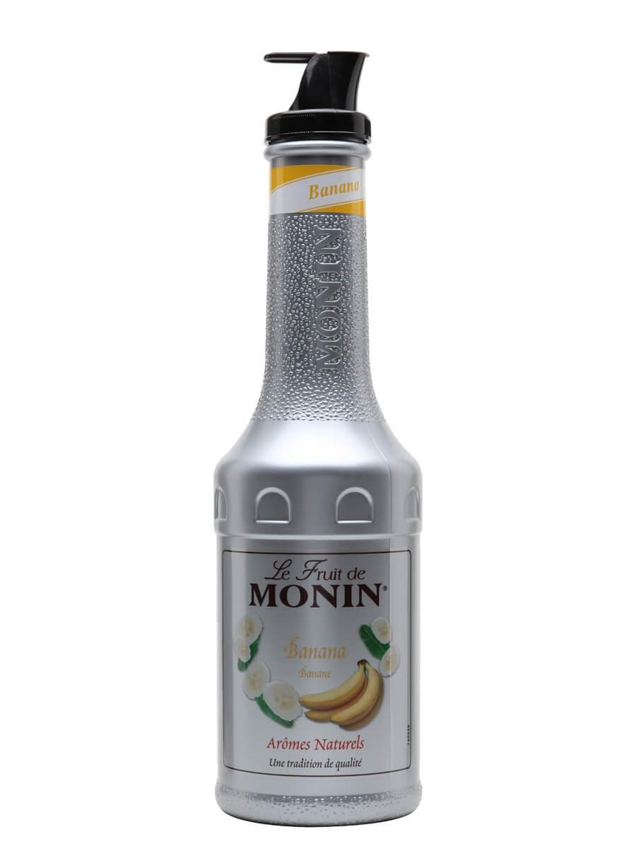 Monin Banana Puree / Litre