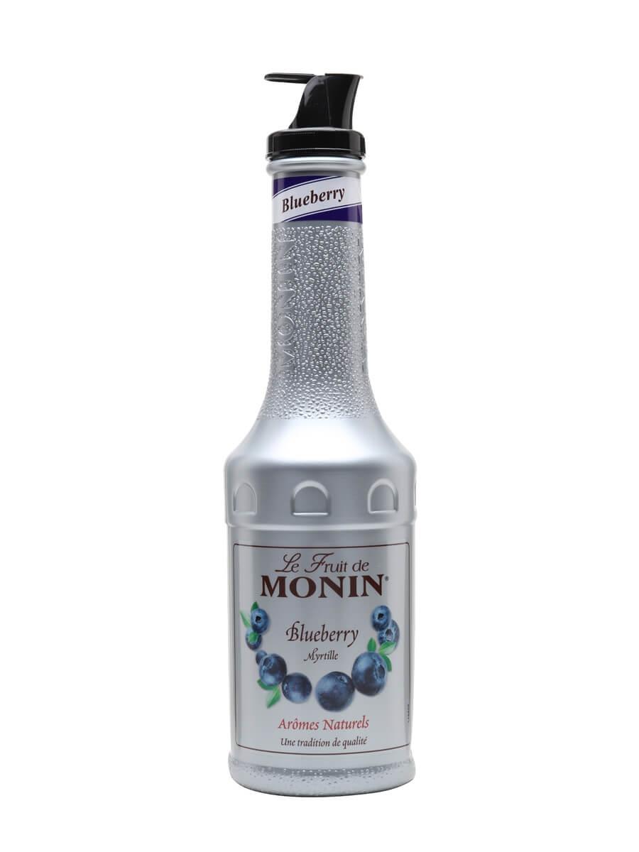 Monin Blueberry Puree / Litre