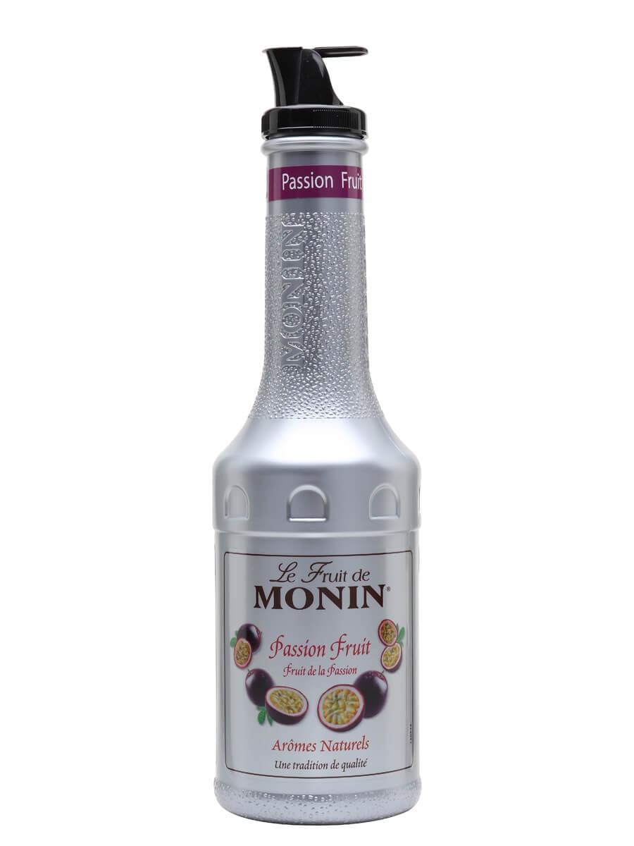Monin Passion Fruit Puree / Litre